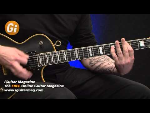 EMG James Hetfield Pickups Review With Andy James iGuitar Magazine