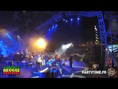 ALBOROSIE at Garance Reggae Festival 2014