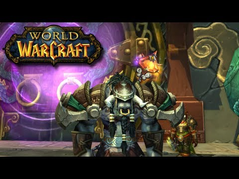 World of Warcraft - Mists of Pandaria - Druid 87