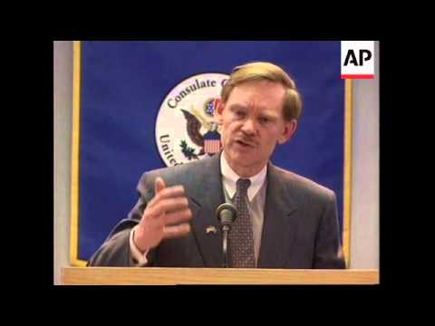 US trade rep comments on Zimbabwe sanctions & democracy in Africa