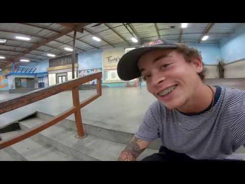 Jart Skateboards - Dew Tour with Danny Leon & Gustavo Ribeiro