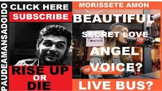iMexReaction - MORISSETE AMON - SECRET LOVE SONG - BUSLIVE ON Wish