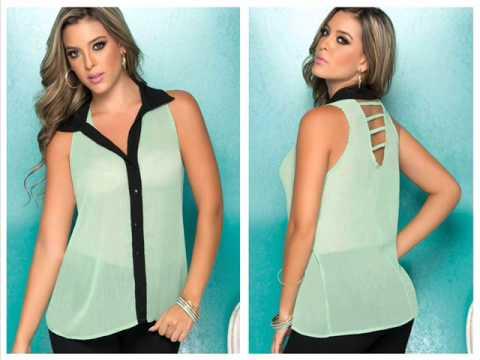 Moda Y Estilo Para Mujeres 2014-2 viste con estilo y podrá conquistar el mundo