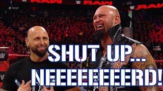 Luke Gallows NERD Compilation featuring Karl Anderson