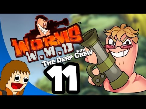 Worms W.M.D.: Fire Emblem: WormQuest - Part 11 (w/ The Derp Crew)