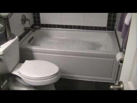 Kohler Jetted Tub Shower Combo At TheDogLogs
