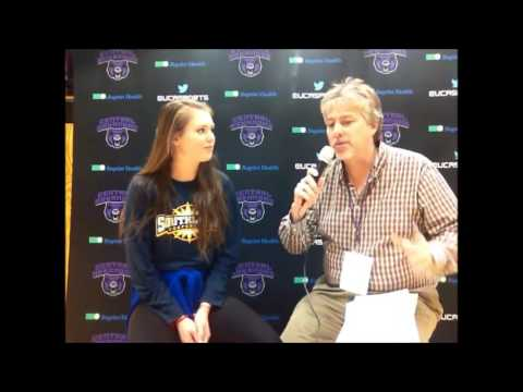 SLC Tourney:  Conversation w/ Madeleine Doud After the Islanders Advance to the Tourney Championship