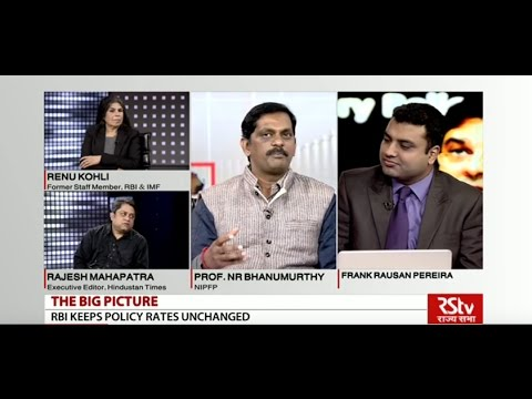 The Big Picture – RBI Policy Review & Demonetisation fallout