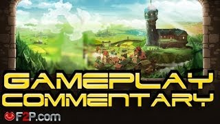 Goodgame Empire First Look Gameplay Commentary - Browser game