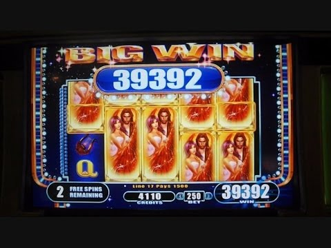 Fallen Angels MEGA BIG BIG HUGE WIN MAX BET Slot Machine Bonus Round + MASSIVE RETRIGGERS Free Games