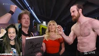 WWE Smackdown 5/2/17 Renee and Aiden make the list