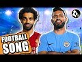 ♫ LIVERPOOL vs MAN CITY TITLE RACE | The Weeknd I Cant Feel My Face