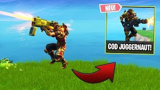*NEU* JUGGERNAUT MODUS 2.0 in Fortnite Battle Royale