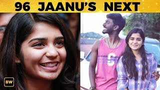 OFFICIAL: '96 Kutty Jaanu's Next Film | Gouri Kishan | TK