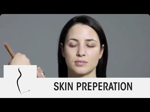 Skin Preparation by modelmanagement.com and Natalia Zurawska