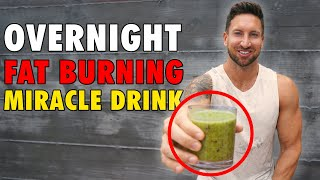 Lose Belly Fat In 1 Week With This Overnight Weight Loss Drink! (RESULTS GUARANTEED!)