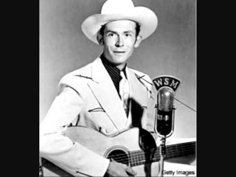 Hank Williams - Lonely Tombs