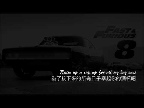 G-Eazy & Kehlani【Good Life (美好人生)】Lyrics video 歌詞版 [Fast and furious 8 (玩命關頭8電影原聲帶)]
