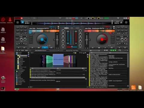 Virtual DJ SKINS MAPPERS 2014