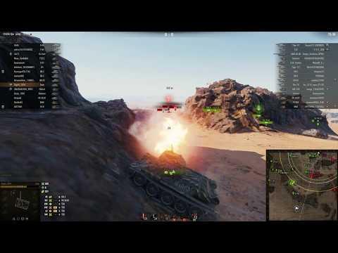 Т-34-85 Rudy, Песчаная река, Встречный бой