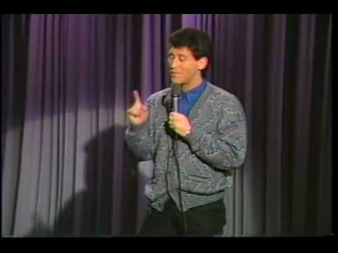 Danny Gans - Stand-Up Comedian (late 1980s)