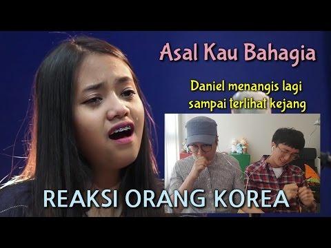 Orang Korea Mau Kejang Mendengar Lagu Indonesia(Asal Kau Bahagia)