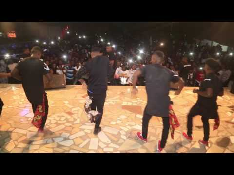 Richmavoko live performance in Dodoma Royal Village part 1