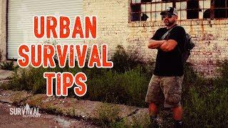 Urban Survival Tips: Travel In The Concrete Jungle / Post SHTF