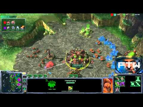 Starcraft 2: Direstrait vs Ayamis Part 1 - NAASL - FTW Broadcasting For The Win