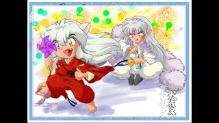 *brothers* - inuyasha and sesshoumaru