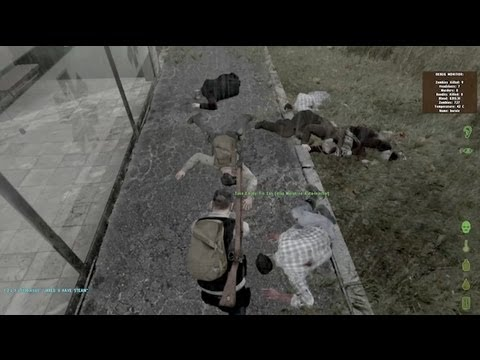 This is... DayZ (Arma2 Mod)