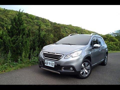 Peugeot 2008 1.6 e-HDi Allure 多個0的跨界休旅【Auto Online 汽車線上 試駕影片】