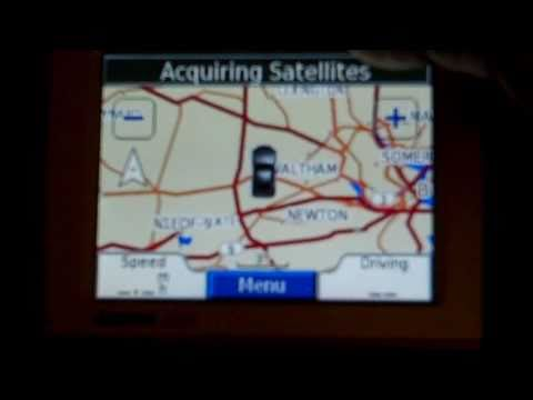 Nuvi 350 APRS Test with Argent Data OT2m