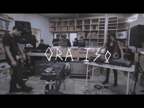 ORA ISO Live at Bhang Records