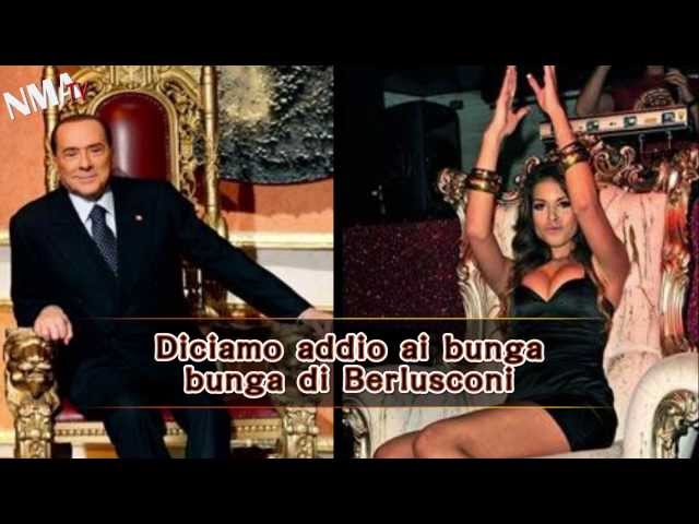 I bunga bunga party e le donne di Silvio finiscono in prigione