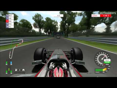 Formula One Championship - 10% Race at Monza