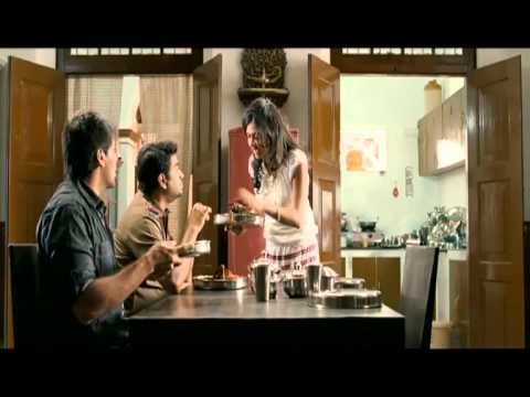 Tamil Movie Vettai Hilarious Scene - Super Leg Piece La - Arya, Madhavan, Sameera & Amala video