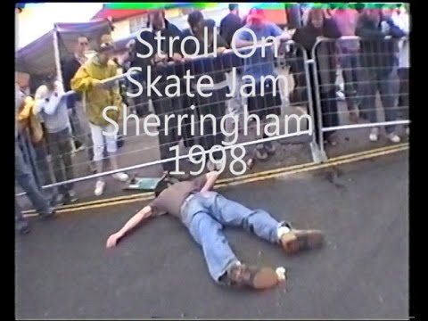 DITT Stroll On Skate Jam 98 RAW VHS Transfer