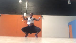 Izzby Diamon - Trop Haut | Choreography by MISHAA | dance video