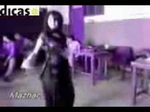 school girl dancing on  haye haye jawani