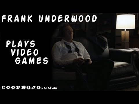 video game played in house of cards