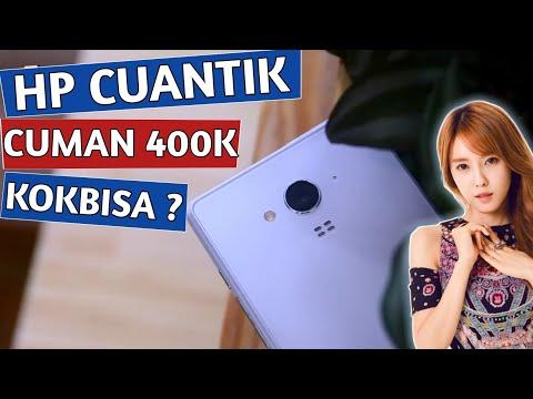 HP 400 ribuan, sudah 4G bodynya mewah pula 😍 Unboxing sharp aquos sh-04g