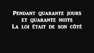 Billie Jean en français (Michael Jackson)