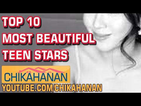 TOP 10 Prettiest Pinay TEEN STARS