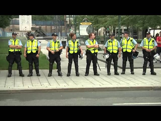 Manif contre la brutalit policire 15 juillet 2012