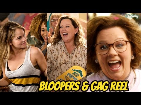 Life Of The Party Hilarious Bloopers And Gag Reel - Try Not To Laugh 2018