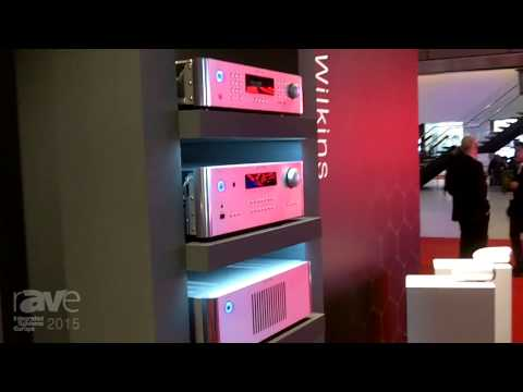 ISE 2015: Bowers & Wilkins Launches Rotel 15 Series Power Amp