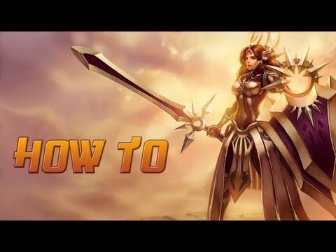 How to Leona