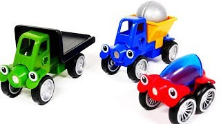 Learn Colors with Vehicles Smartmax Playset for Kids | Yippee Toys Video