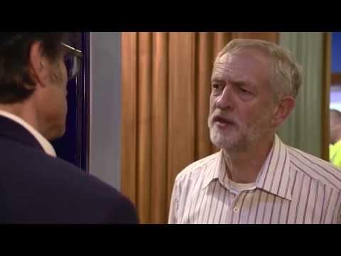 Robert Peston meets Jeremy Corbyn - Newsnight